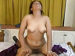 riding cock : indian pussy fucked