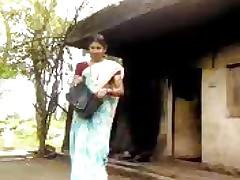 teacher sex : indian couple fucking