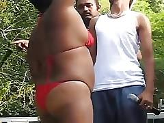 bikini babes : nude indians