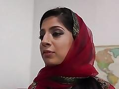 facial porn : sexy indian fuck